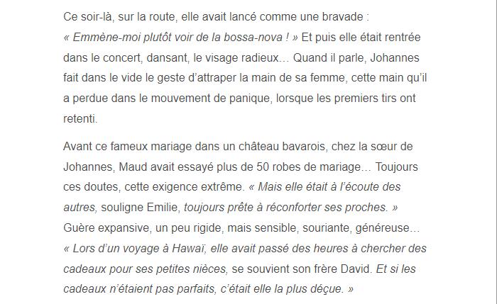 PARIS 13/11/2015 - Page 5 Maud_210