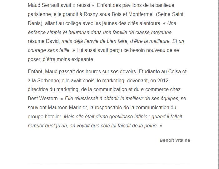 PARIS 13/11/2015 - Page 5 Maud_310
