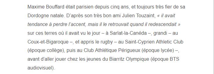 PARIS 13/11/2015 - Page 4 Maxime13