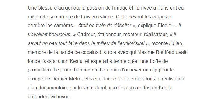 PARIS 13/11/2015 - Page 4 Maxime14