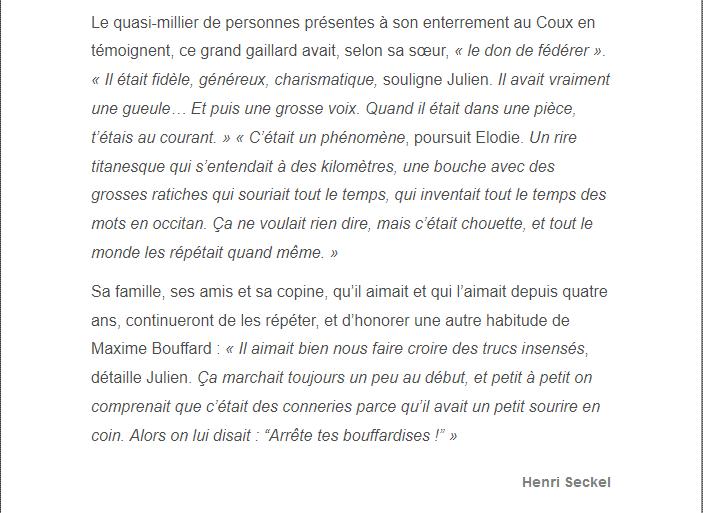 PARIS 13/11/2015 - Page 4 Maxime15