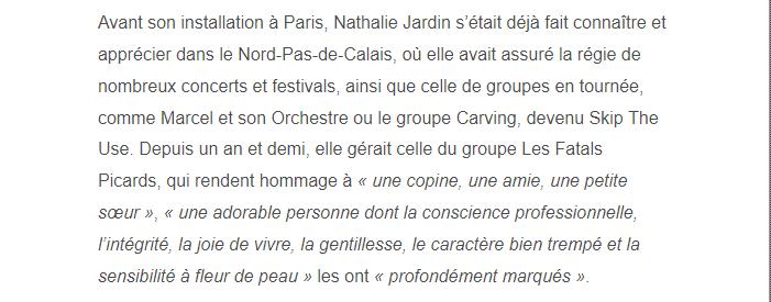 PARIS 13/11/2015 - Page 2 Nathal12