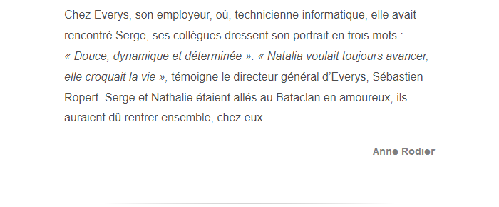PARIS 13/11/2015 - Page 4 Nathal17