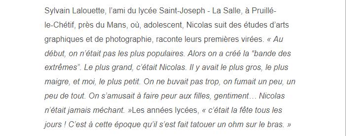 PARIS 13/11/2015 - Page 4 Nicola12