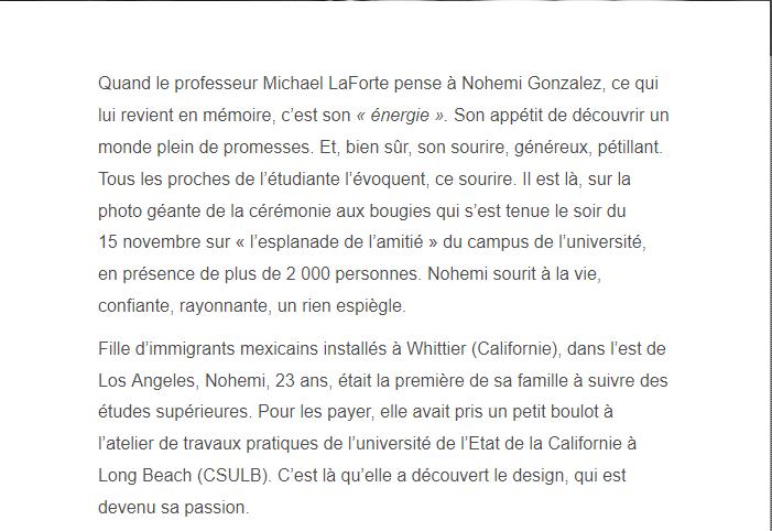 PARIS 13/11/2015 - Page 2 Nohemi11