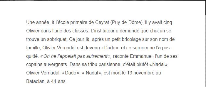 PARIS 13/11/2015 - Page 5 Olivie11