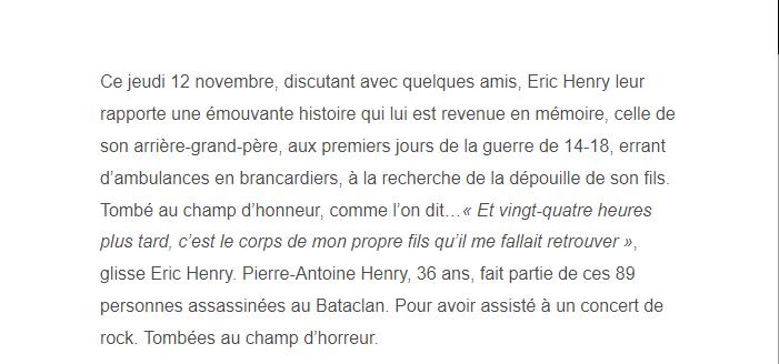 PARIS 13/11/2015 - Page 2 Pierre11