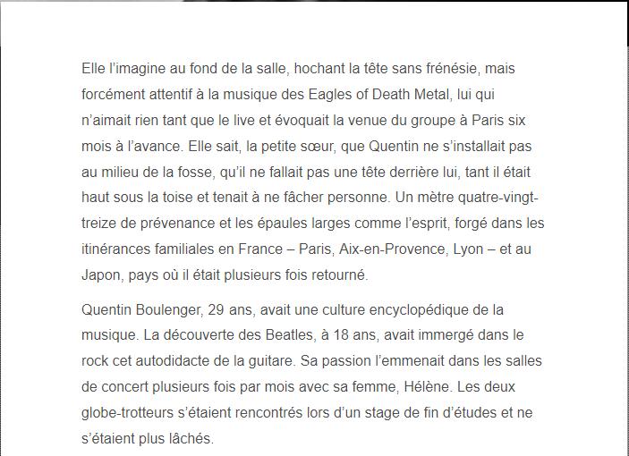 PARIS 13/11/2015 - Page 5 Quenti16
