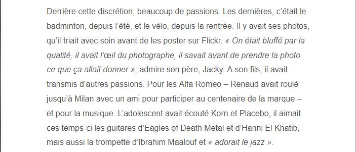 PARIS 13/11/2015 - Page 4 Renaud13