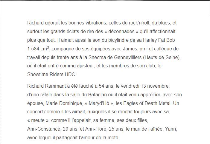 PARIS 13/11/2015 - Page 5 Richar11