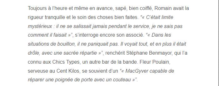 PARIS 13/11/2015 - Page 5 Romain24