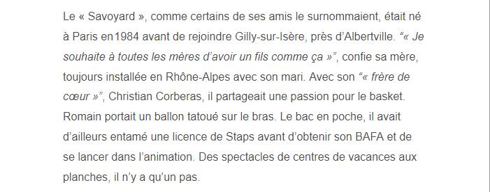 PARIS 13/11/2015 - Page 5 Romain25