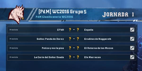 Copa del Mundo 2016 - Grupo 5 - Jornada 1 del 15 al 21 de Febrero - Página 2 Copa_d14