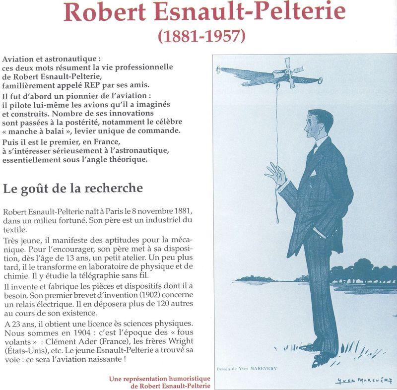 Esnault-Pelterie inventeur de l'aerocapture 00060010