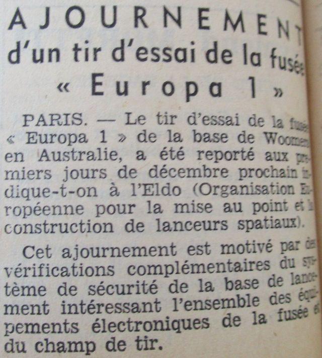 Programme Europa 67111610