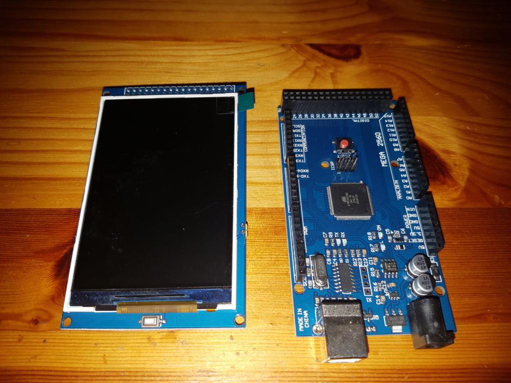 Nouvel écran lcd pour GL1500  20190819