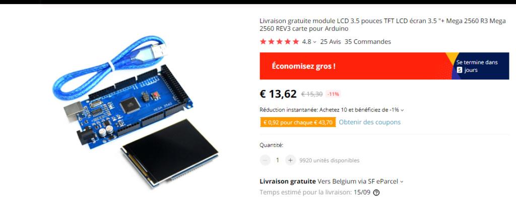 Nouvel écran lcd pour GL1500  Arduin17