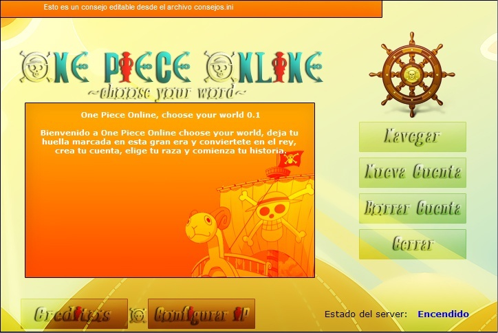 Proyecto One Piece Online ~choose your world Princi10