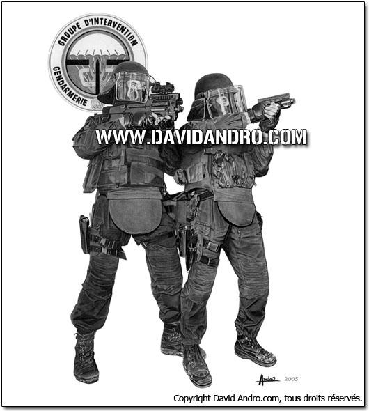 tenue de l'équipe des sanglier volants - Page 3 Gign1c10