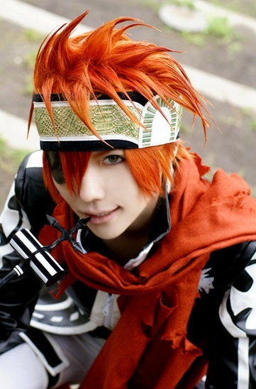 Cosplay Masculins FERMER - Page 3 Lavi_b11