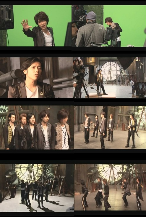Making of Monster - Arashi [Sub. Español] - Página 2 Snapsh10
