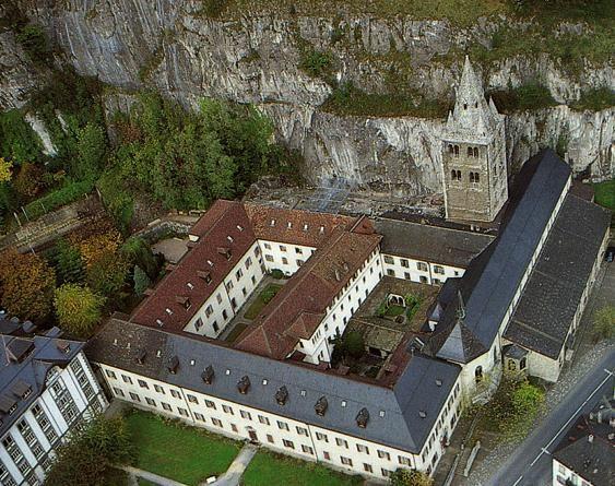 Monastère, abbaye ou couvent uniquement. Pas les églises Abbaye11