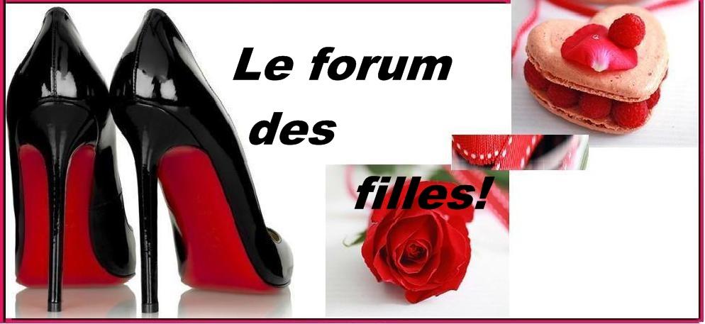 Le forum des filles!