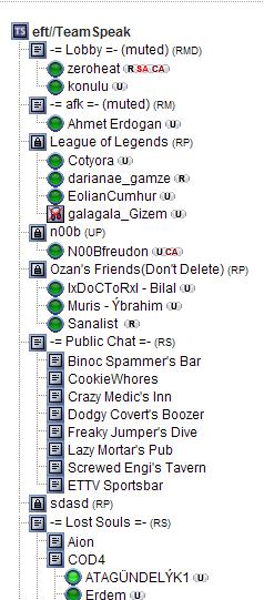 Teamspeak server for Freedom Fighters. Sans_t10