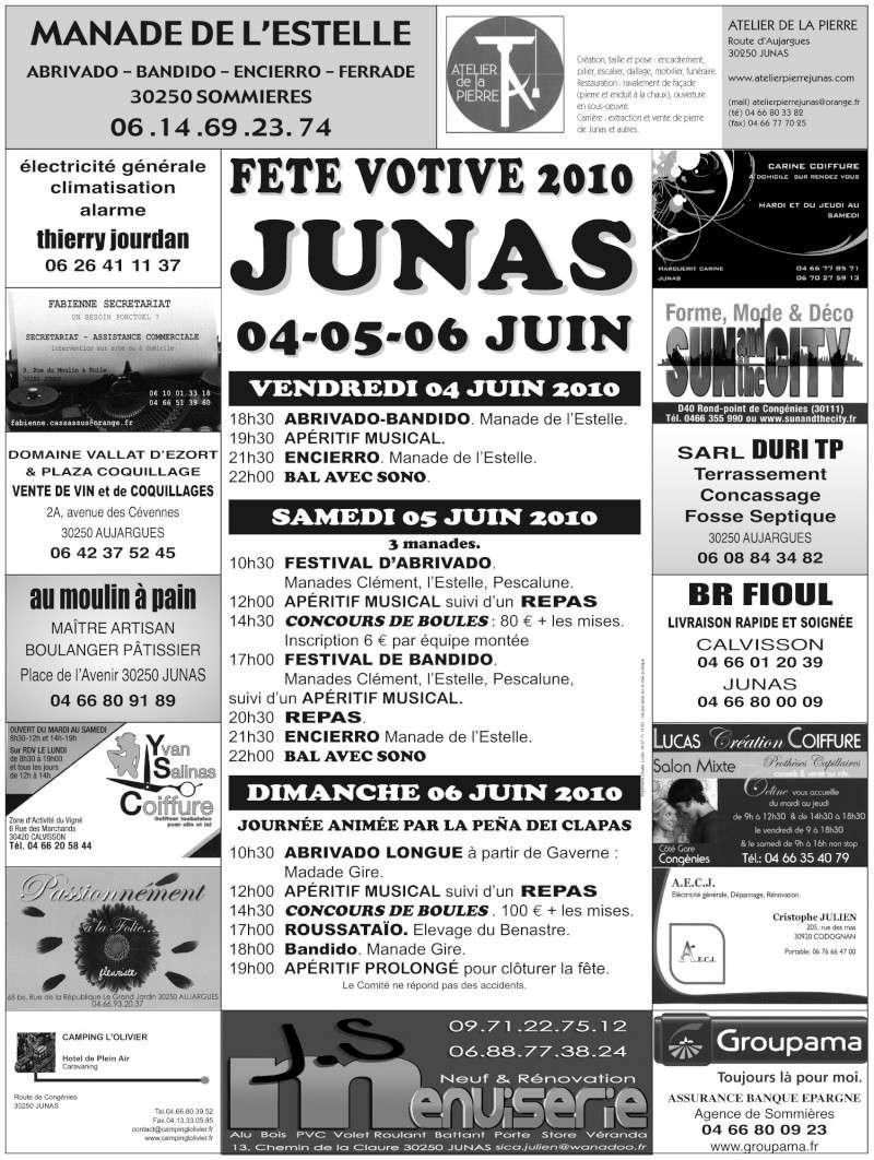 Aubades et fête votive 2010 Aff_ju13