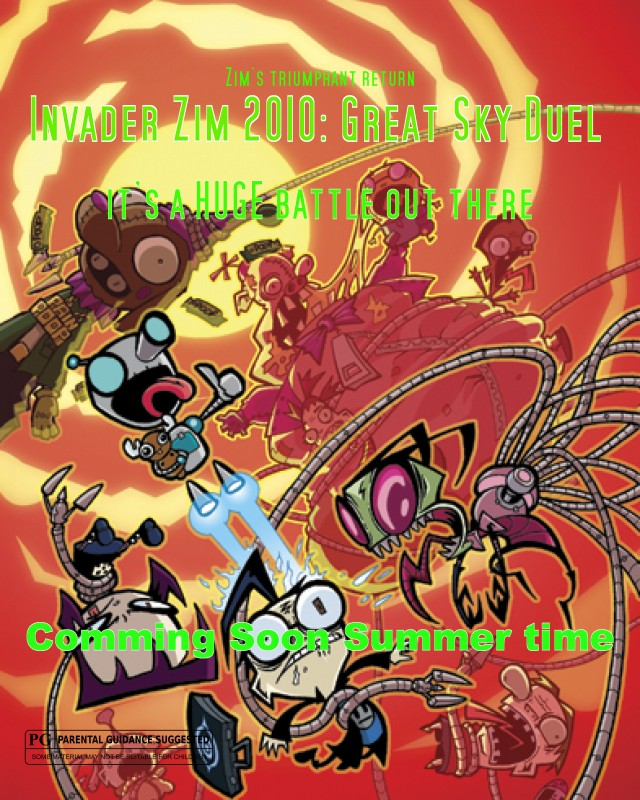 Invader Zim 2010: Great Sky Duel Great_14