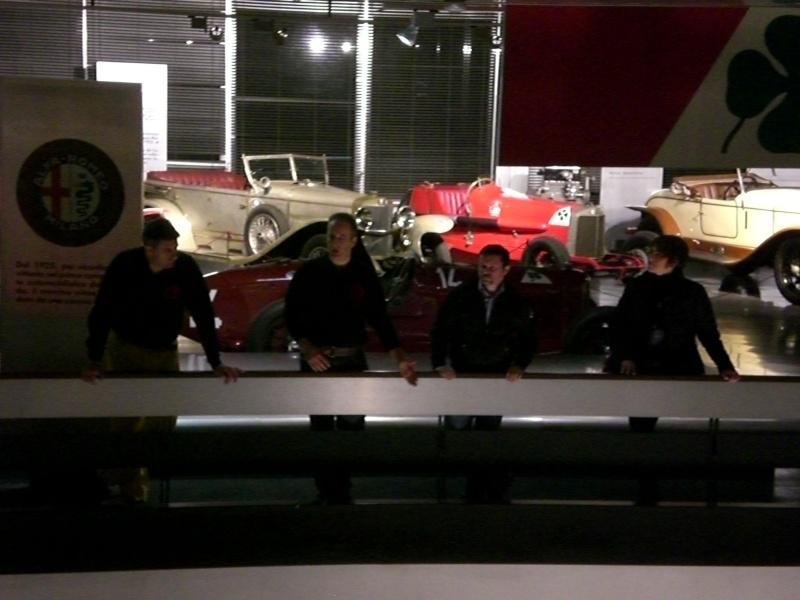 """Una """"notte"""" al museo... Sabato 13/11/2010 *** 3° raduno NRA *** - Pagina 10 Cimg0010"""