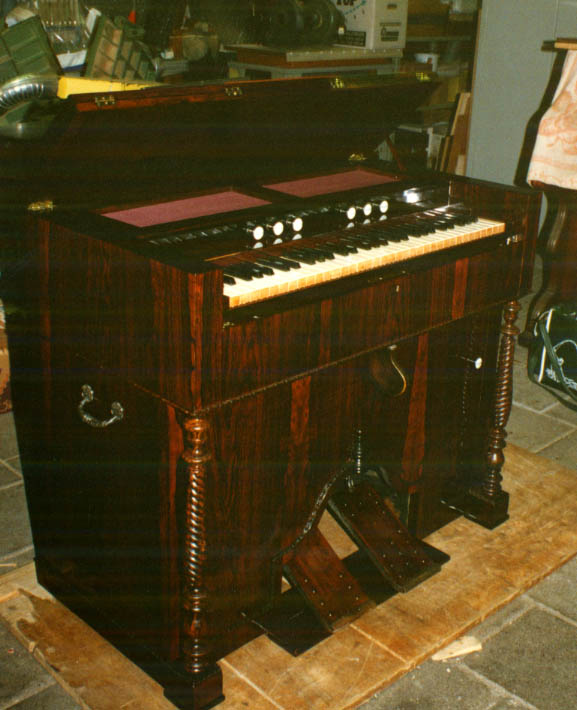 Harmonium Fourneaux 1847 Fourne16