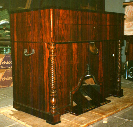 Harmonium Fourneaux 1847 Fourne17