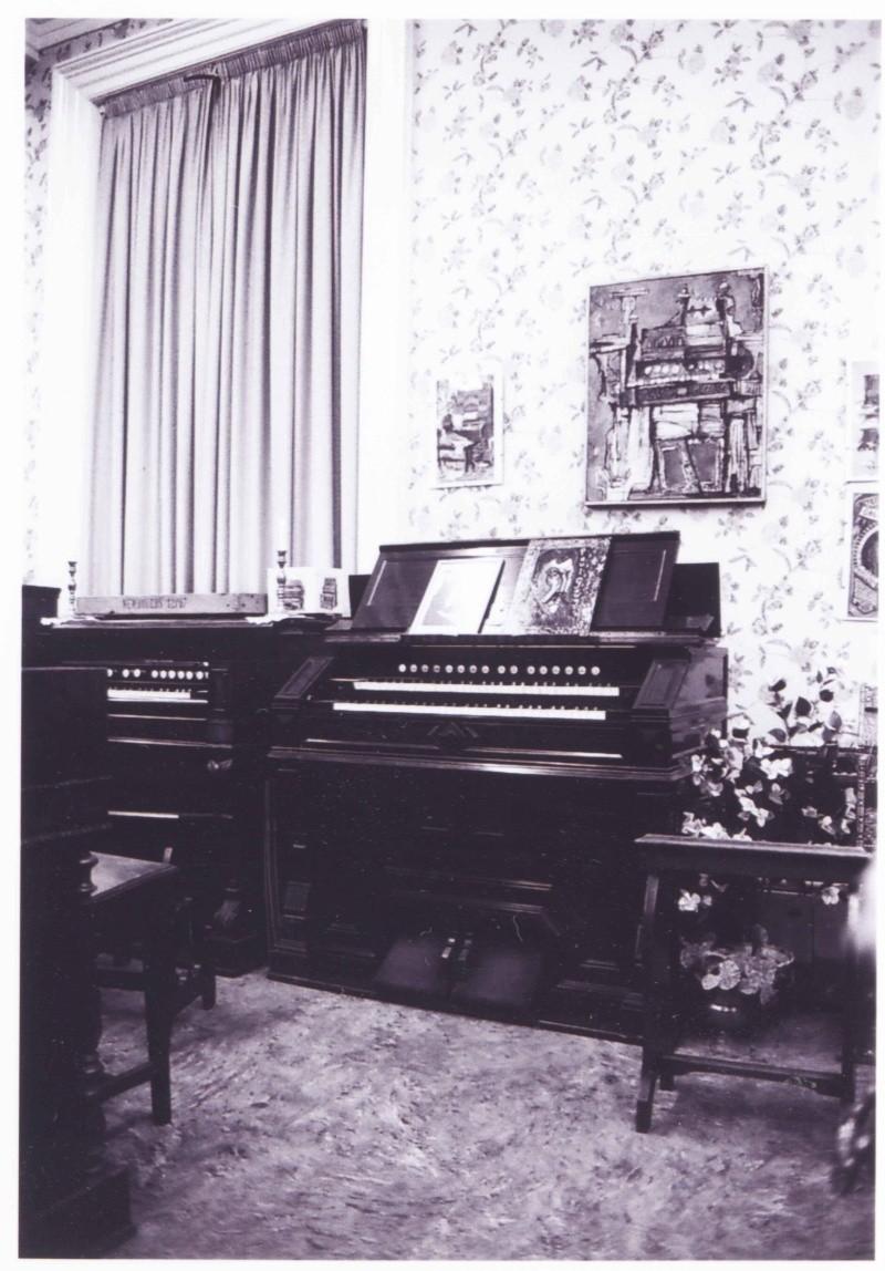 Musée de l'harmonium et du reed organ à Saltaire (UK) Saltai12