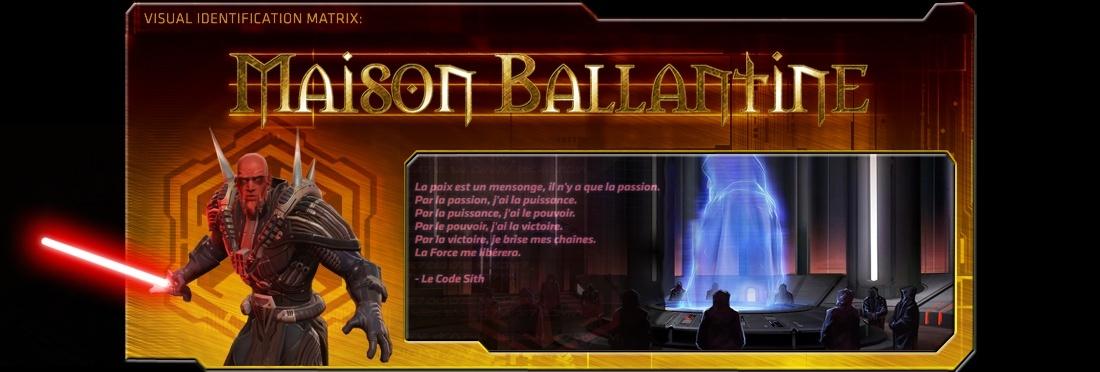 Maison Ballantine