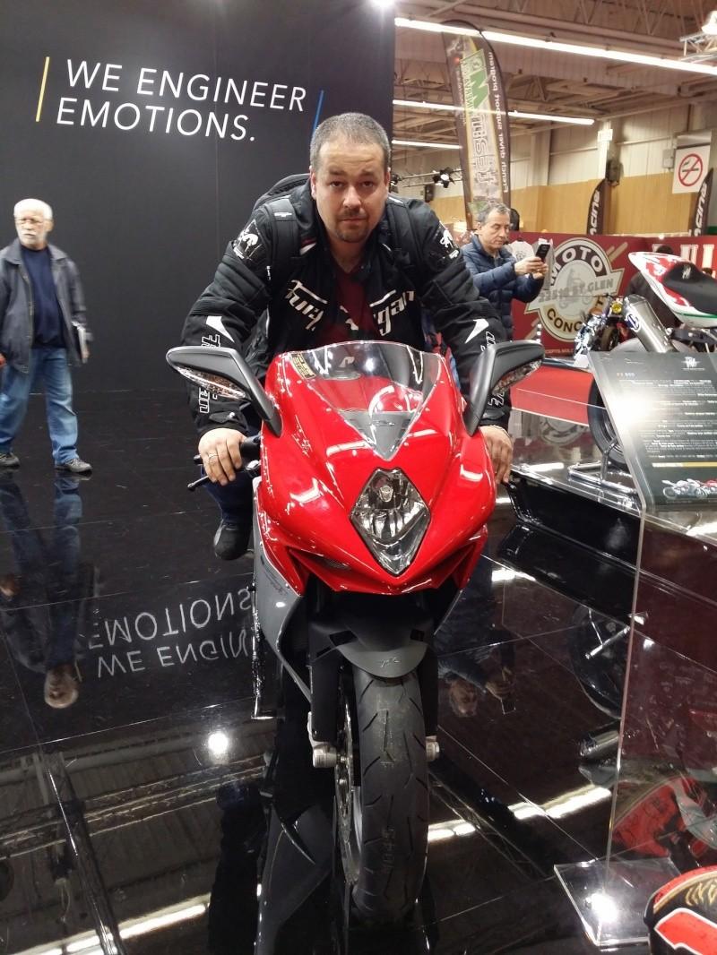 [Salon de la moto paris 2015] Votre modèle préféré ? Mv_agu10