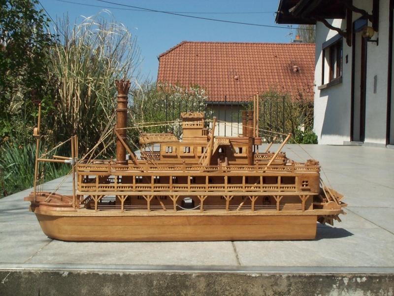 Miniatures en bois. Missis10