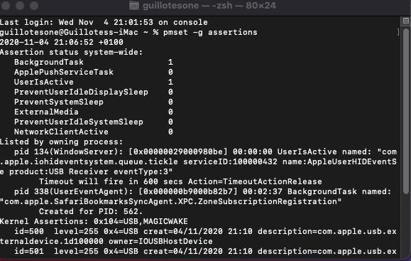 [résolu] OPENCORE : Probléme Dual Boot - HD4600 : Problème sortie suspension activité automatique - Page 2 Captur23