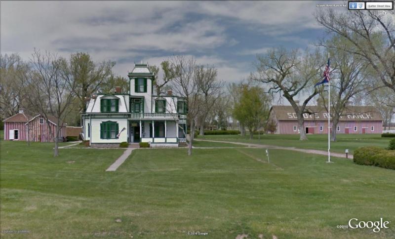 Scouts rest ranch, Buffalo Bill, North Platte, Nebraska - USA Bill110
