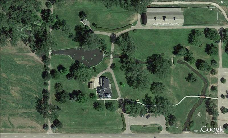 Scouts rest ranch, Buffalo Bill, North Platte, Nebraska - USA Bill210
