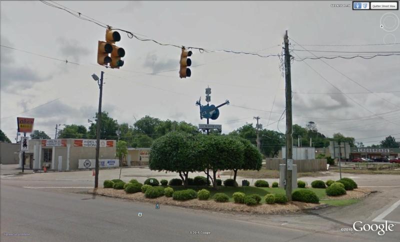 Le blues authentique dans les juke-joints du delta du Mississippi aux États-Unis Cross10