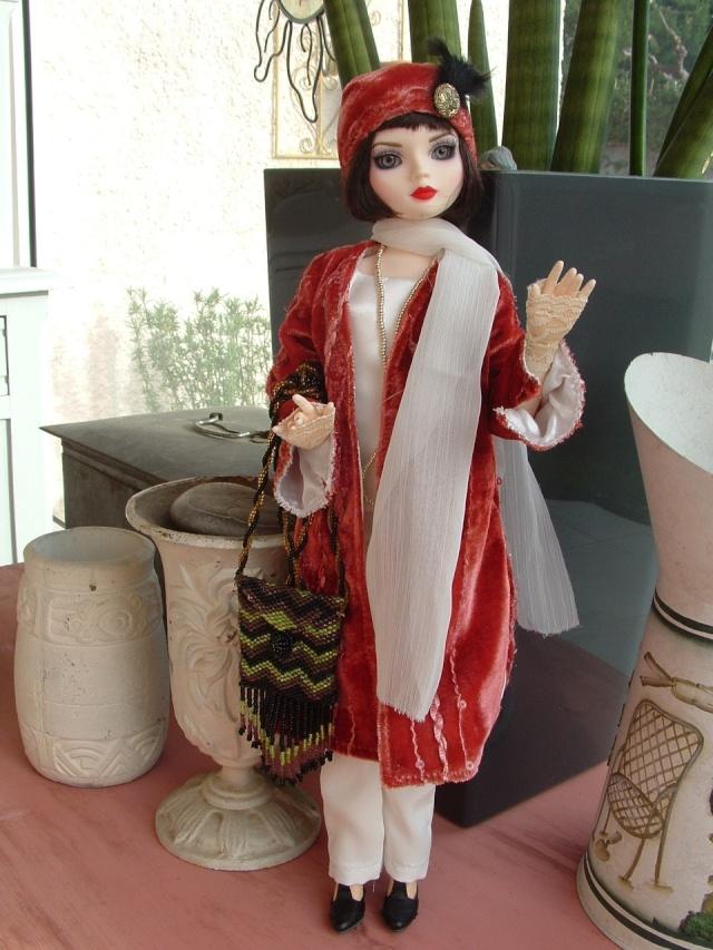 Miss Fisher, nouvelle saison nouvelle tenue Dscf0091