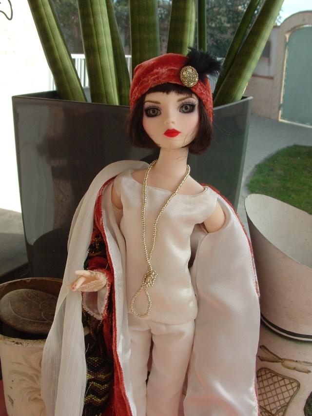 Miss Fisher, nouvelle saison nouvelle tenue Dscf0095