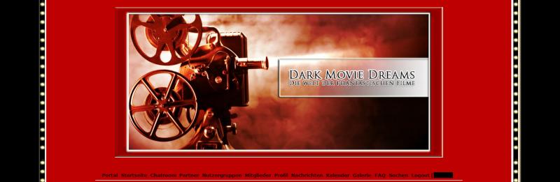 "Filmforum ""Dark Movie Dreams"" Das10"