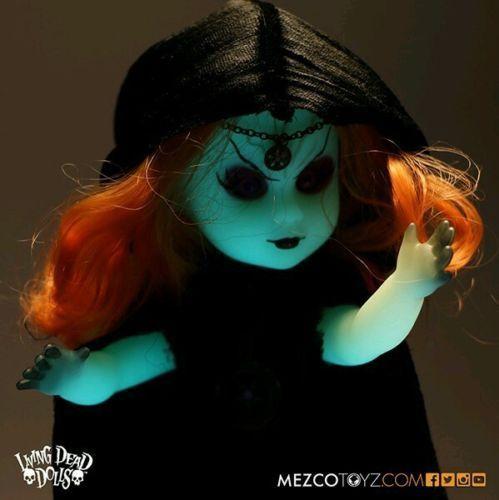 Summer Exclusive Living Dead Dolls Walpurgis variant 2 S-l16010