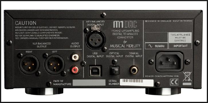 DACs: Wadia, Audiolab, Audio Research DAC9,XiangSheng,  Musical Fidelity, Cambridge Audio, etc Mfdac510
