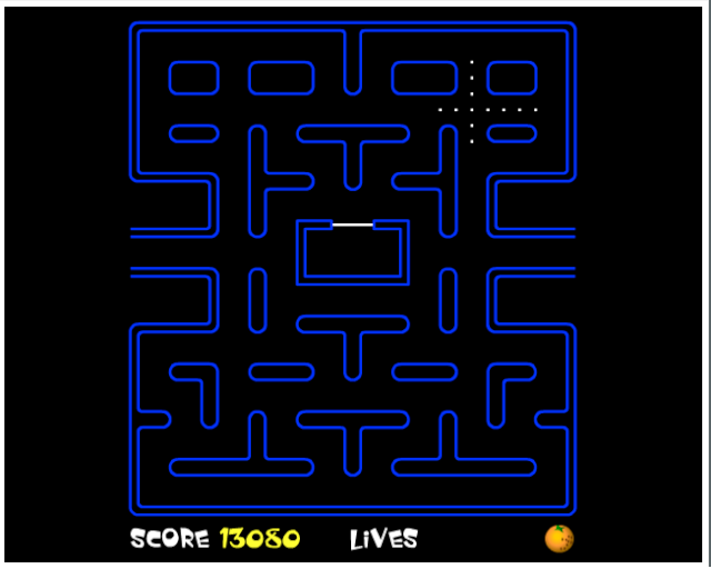 Game - PacMan Sans_t11