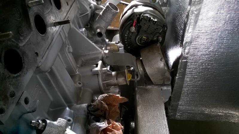 """construction d'un proto """"maxi 5 Turbo"""" Wp_20119"""