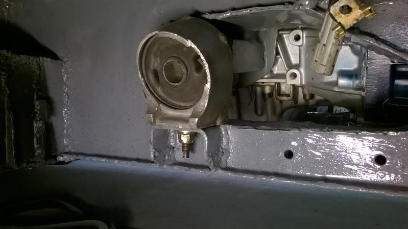 """construction d'un proto """"maxi 5 Turbo"""" Wp_20122"""