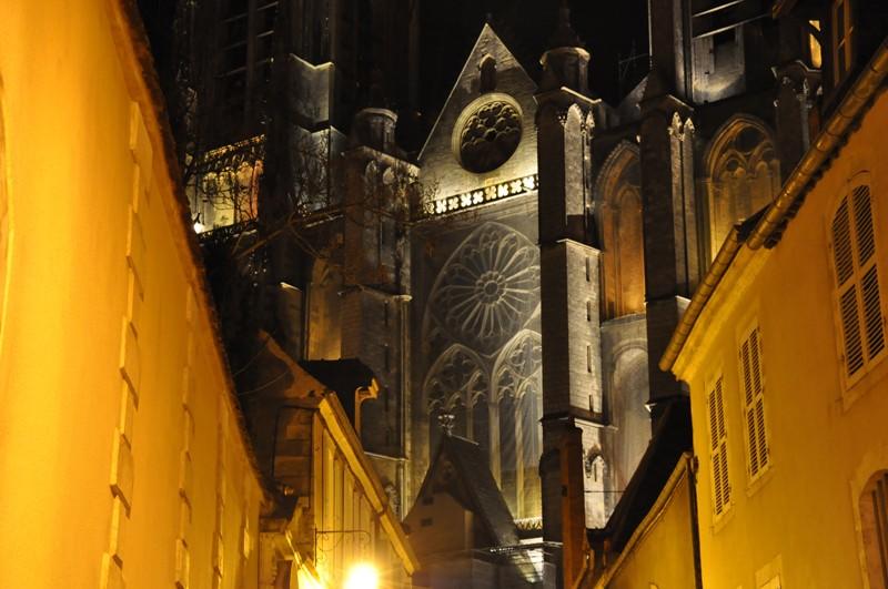 Photos de la ville de Bourges (avant le printemps) Bourge13